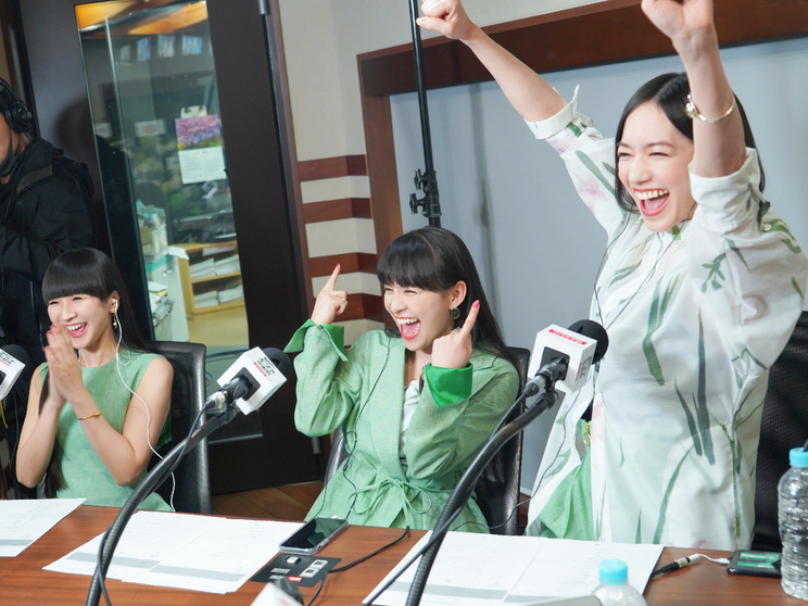 Perfume<SCHOOL OF LOCK! キズナ感謝祭 supported by 親子のワイモバ学割>TOKYO FM(2020年3月22日)