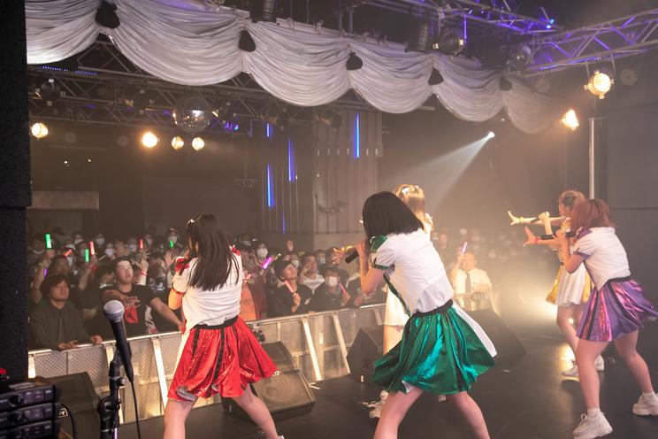 <桜花爛漫ラストライブ「散開~満開の桜へと続く道~」>赤羽ReNY alpha(2020年3月19日)