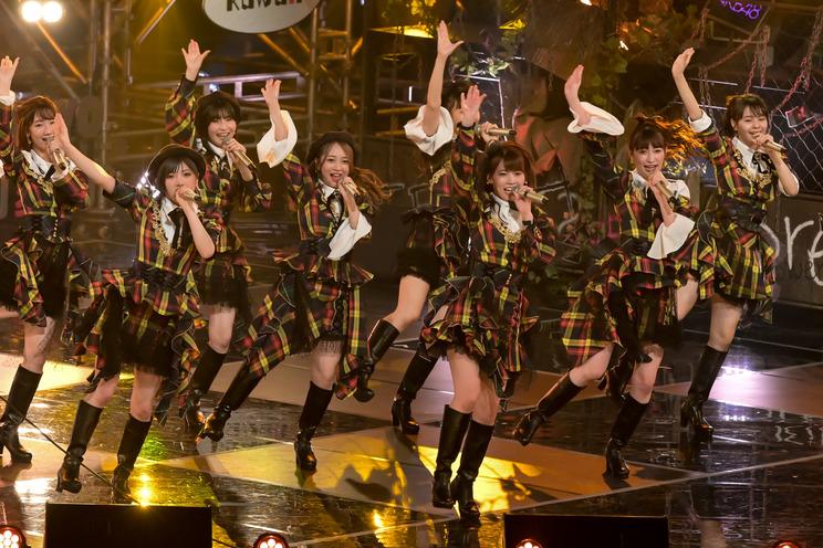 『RAGAZZE!〜少女たちよ!』AKB48
