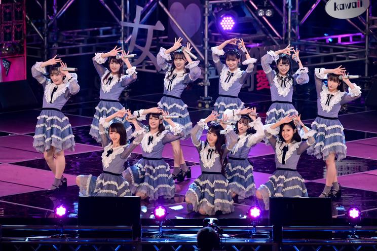 『RAGAZZE!〜少女たちよ!』=LOVE