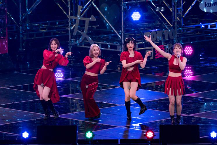 『RAGAZZE!〜少女たちよ!』フィロソフィーのダンス