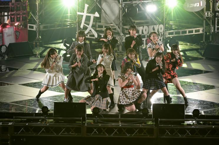 『RAGAZZE!〜少女たちよ!』BEYOOOOONDS