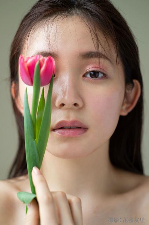 久間田琳加スタイルブック(Seventeen編集)撮影:花盛友里