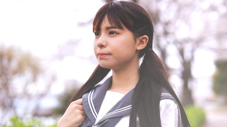 宮崎あみさ Neontetra「Step by Step ~合格祈願~」MVより
