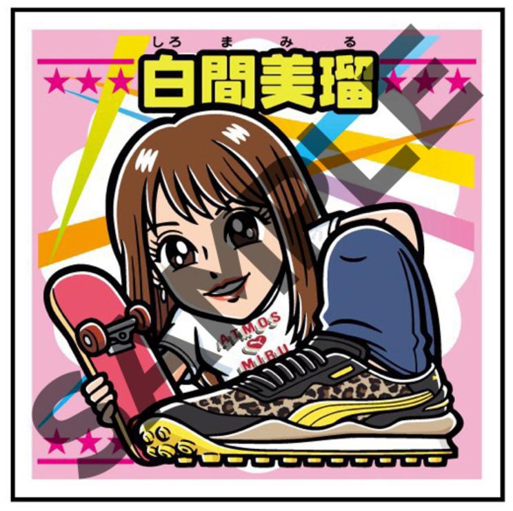 ビックリマンシール(日本通常版)