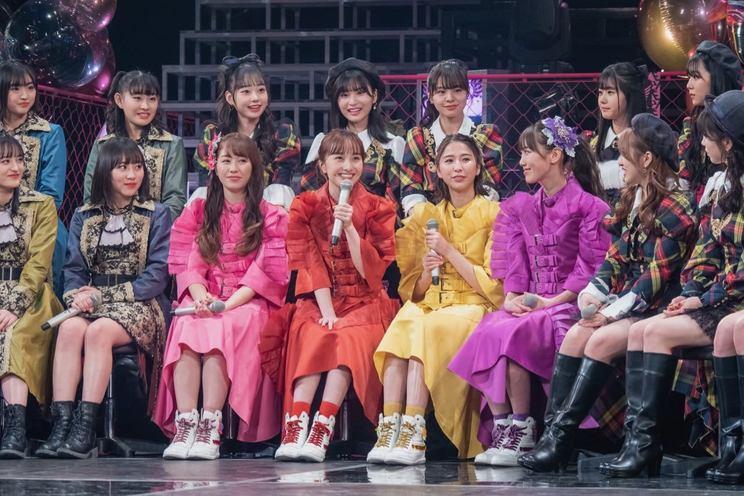 ももいろクローバーZ NHK BSプレミアム2時間拡大版『RAGAZZE!〜少女たちよ!』