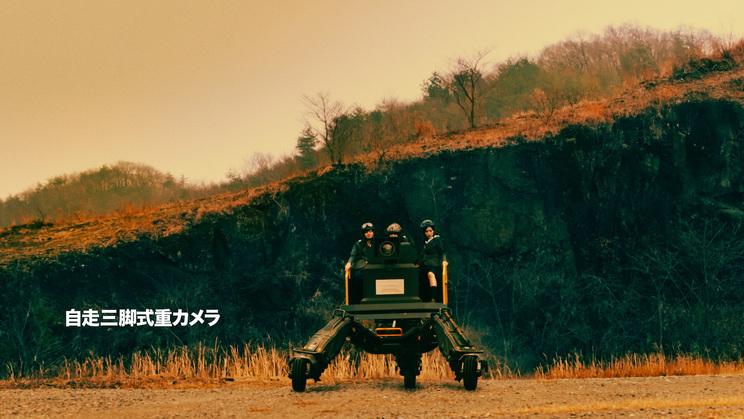 ©2020 「映像研」実写ドラマ化作戦会議  ©2016 大童澄瞳/小学館