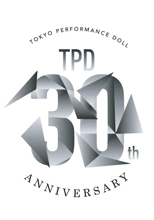 東京パフォーマンスドール30周年ロゴ
