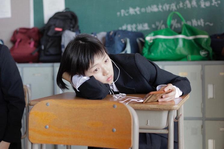 片山友希/純役(©2020『君が世界のはじまり』製作委員会)
