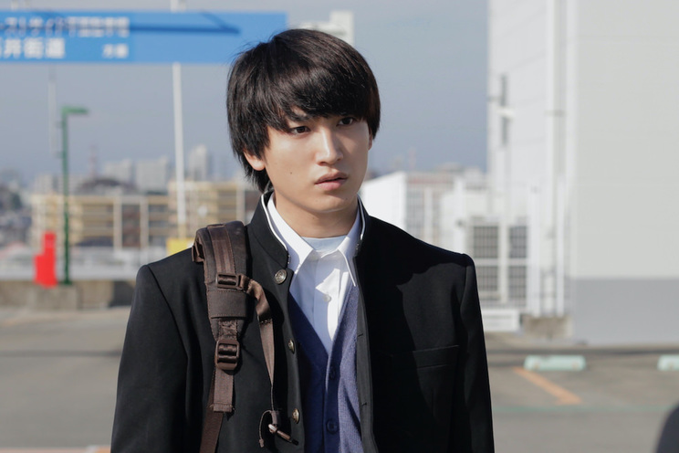 金子大地/伊尾役(©2020『君が世界のはじまり』製作委員会)