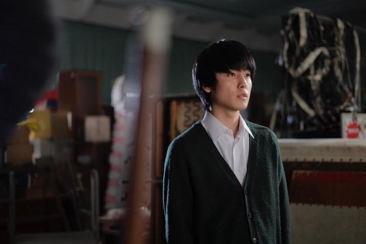 小室ぺい/ナリヒラ役(©2020『君が世界のはじまり』製作委員会)