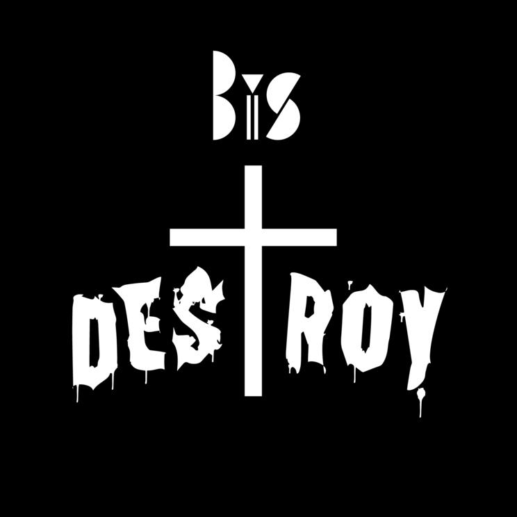 BiS「DESTROY」ジャケット