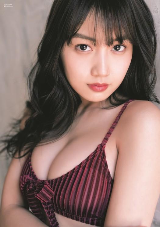 『B.L.T.2020年7月号』別冊付録:黒木ひかり 両面超ビッグポスター(表)