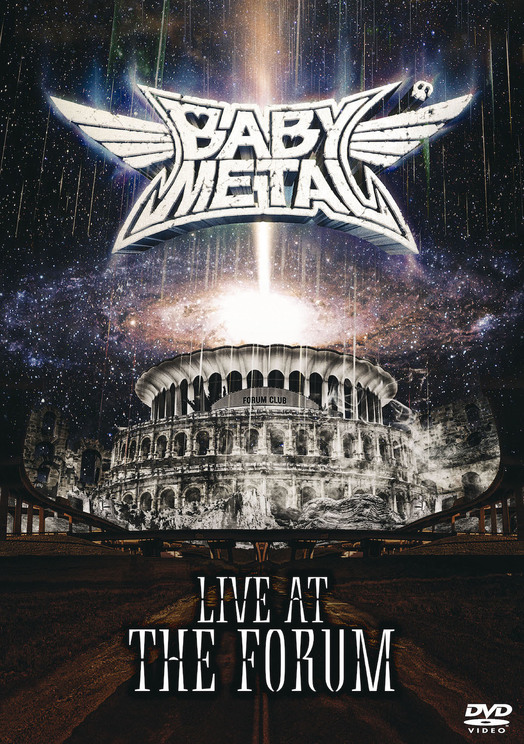 『LIVE AT THE FORUM』DVD