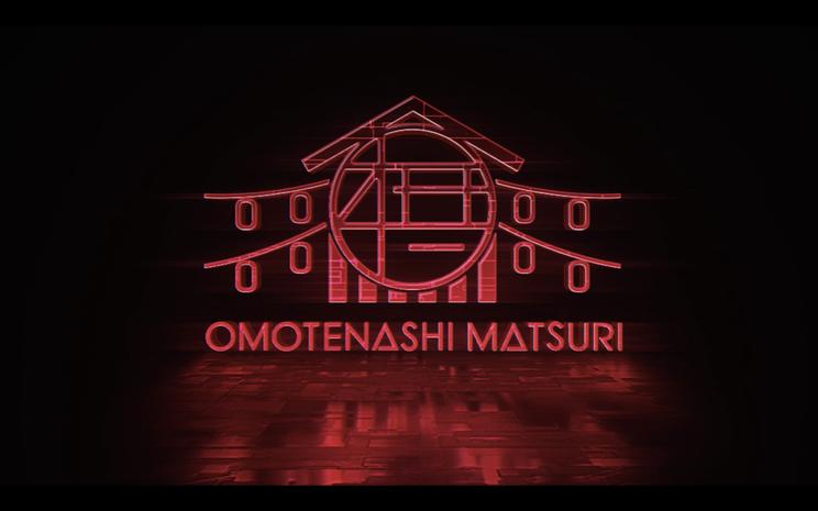 <OMOTENASHI MATSURI>