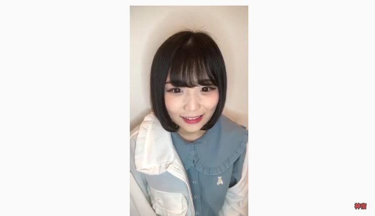 小山ひな『羽島めい生誕記念 YouTubeライブリレー』(2020年5月25日)