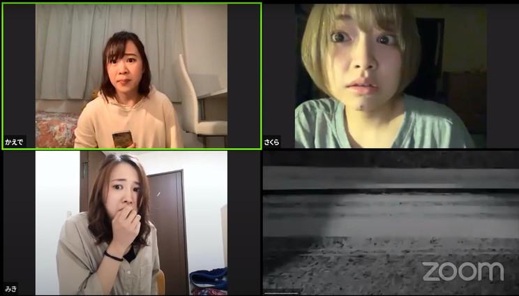 <Zoom劇場 カミングフレーバー(SKE48)は一週間で女優になれるのか!?>