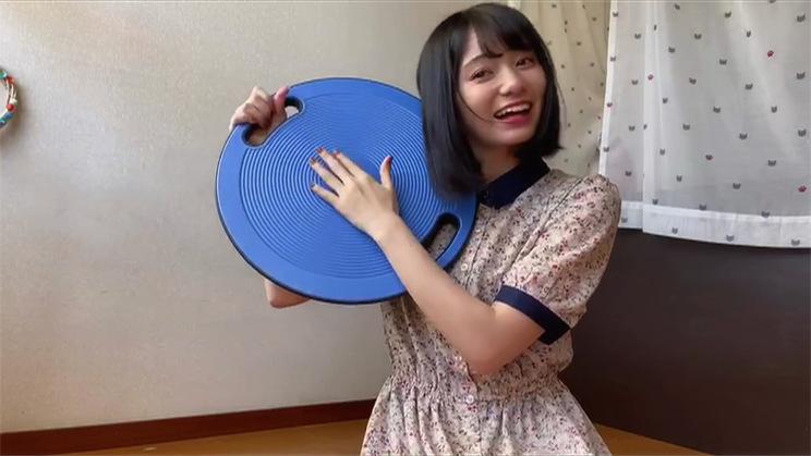 Task have Fun 熊澤風花((C)NTV)