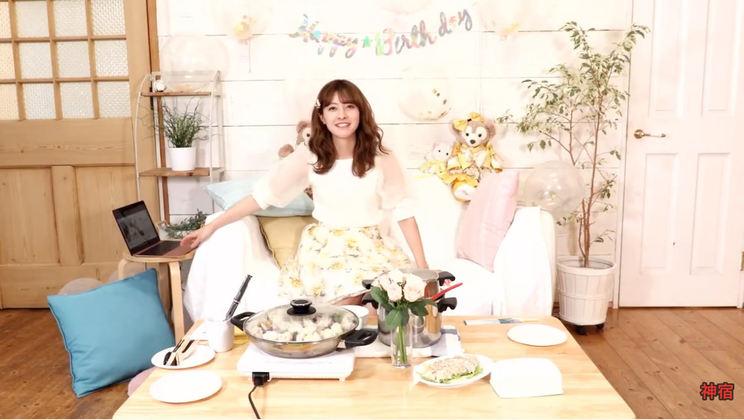 羽島みき 羽島みき生誕記念番組『みーにゃんの部屋』(2020年6月3日)