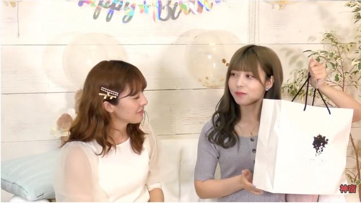 羽島みき、羽島めい 羽島みき生誕記念番組『みーにゃんの部屋』(2020年6月3日)