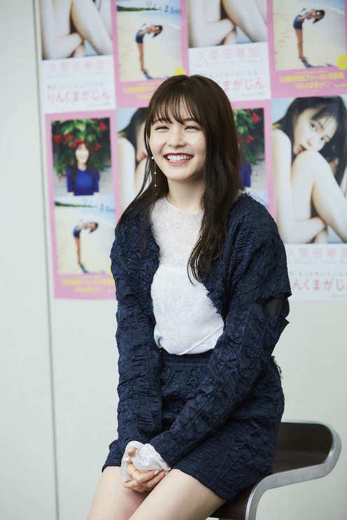 久間田琳加リモート囲み記者会見(2020年6月5日)