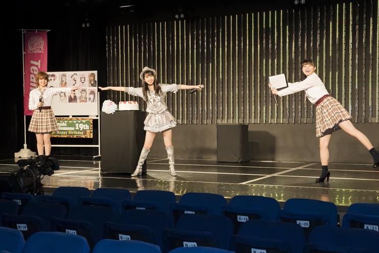安田桃寧 ©NMB48