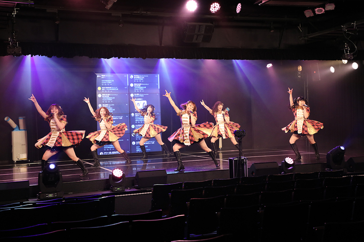 <SKE48劇場 チームS「重 ね た 足 跡」公演>(2020年6月14日)SKE48劇場 ©2020 Zest,Inc.