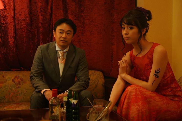 『探偵・由利麟太郎』第2話「憑かれた女」より