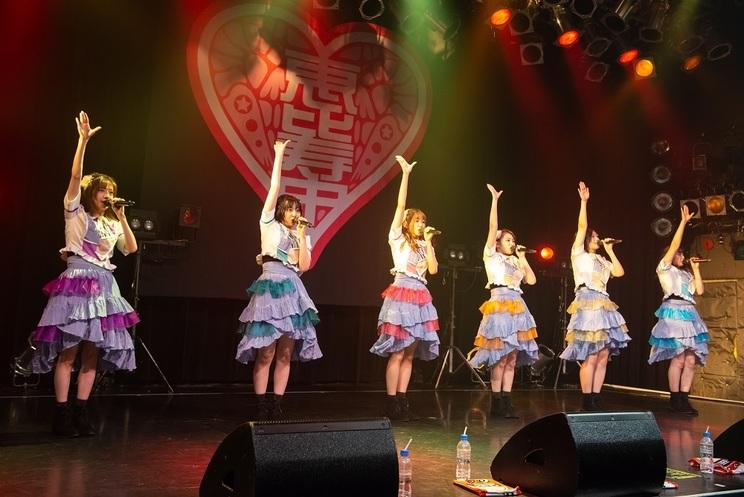 私立恵比寿中学<ONLINE YATSUI FESTIVAL! 2020>(2020年6月21日) Photo by 清水ケンシロウ