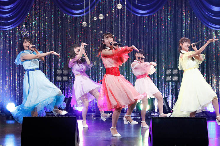 SUPER☆GiRLS<エイベのアイドル夏祭り〜哲、この部屋。無観客ライブ配信〜>(2020年7月4日)