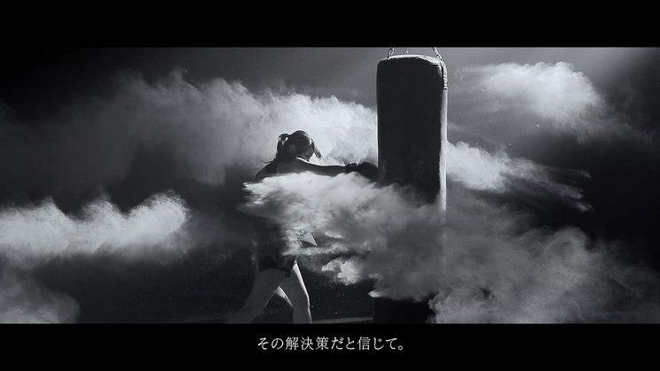 乃木坂46 掛橋沙耶香 SUENAGAグループ新TVCMより
