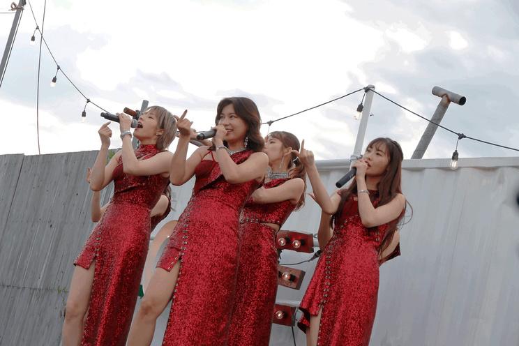 "<predia Outdoor Live "" No more 3Cs!! "">|豊洲WILD MAGIC(2020年7月5日)"