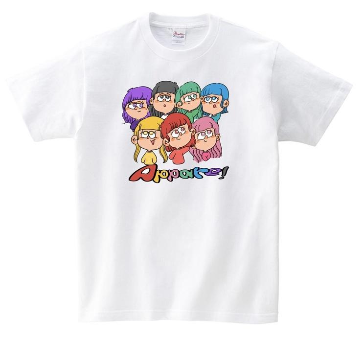 WIZY限定『PirakoコラボTシャツ(White)』