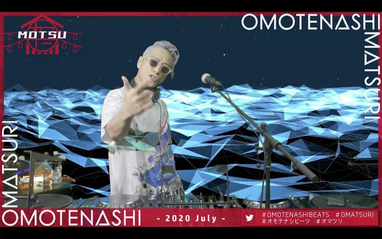 MOTSU<OMOTENASHI MATSURI - 2020 July ->(2020年7月5日)