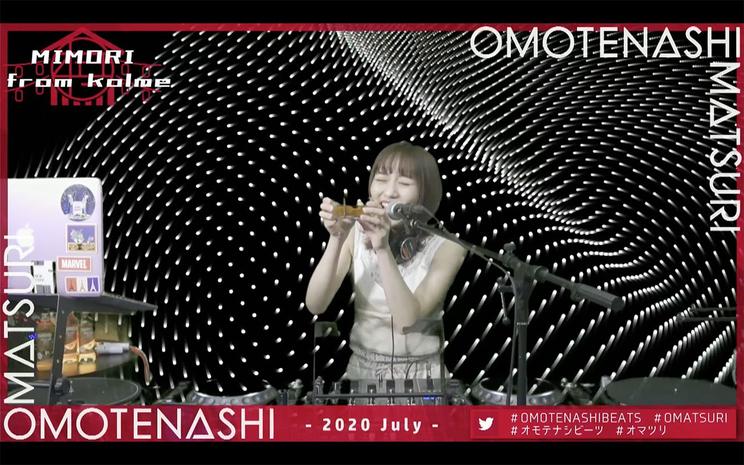 MIMORI<OMOTENASHI MATSURI - 2020 July ->(2020年7月5日)