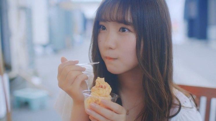 NGT48「シャーベットピンク」MVより ©Flora