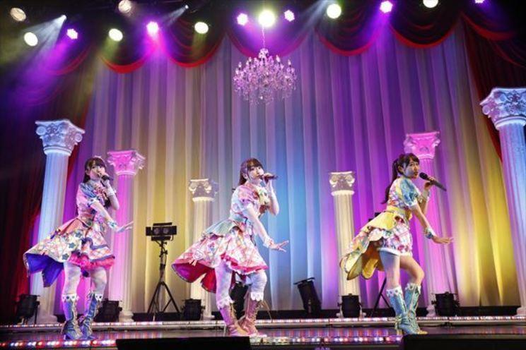 「SUPER CUTIE SUPER GIRL」/TVアニメ『キラッとプリ☆チャン』初単独ライブ<Hello! プリ☆チャンワールド>