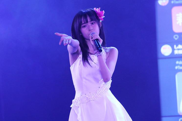 西井美桜 SKE48研究生公演<青春ガールズ>公演 SKE48劇場(2020年7月24日/©2020 Zest,Inc.)