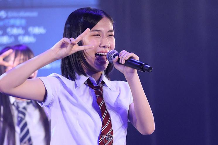 澤田奏音 SKE48研究生公演<青春ガールズ>公演 SKE48劇場(2020年7月24日/©2020 Zest,Inc.)