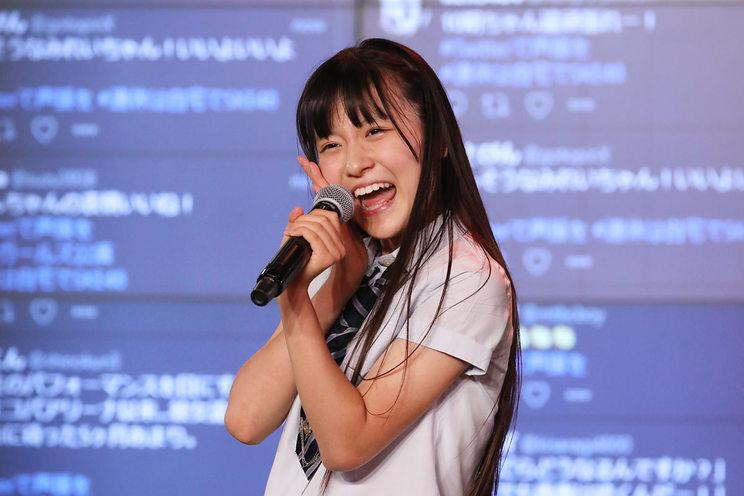 林美澪 SKE48研究生公演<青春ガールズ>公演 SKE48劇場(2020年7月24日/©2020 Zest,Inc.)