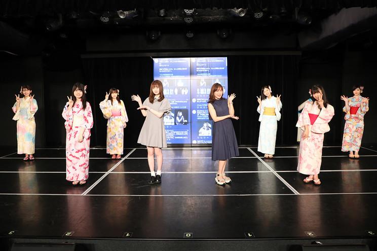 SKE48研究生公演<青春ガールズ>公演 SKE48劇場(2020年7月24日/©2020 Zest,Inc.)