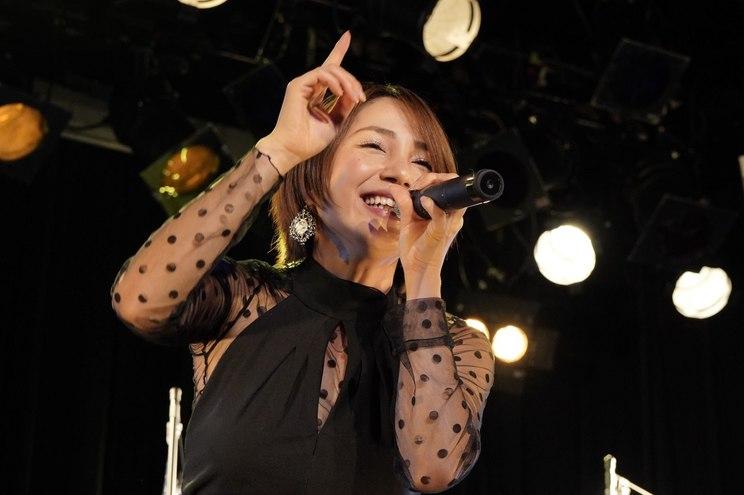 吉川友<Kikkawa You  微かな粒>東京・表参道GROUND(2020年7月26日)