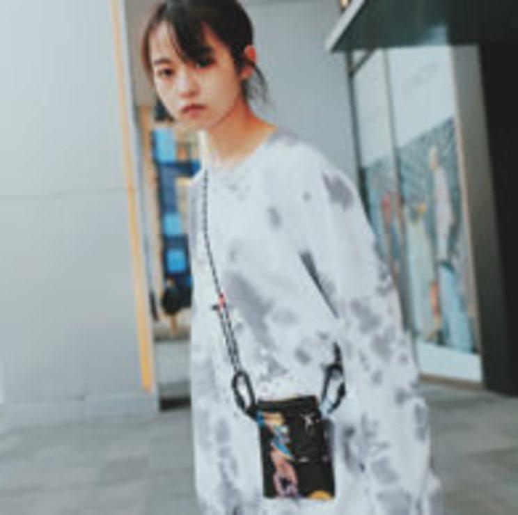 ジャガードサコッシュ(¥12,000+tax)