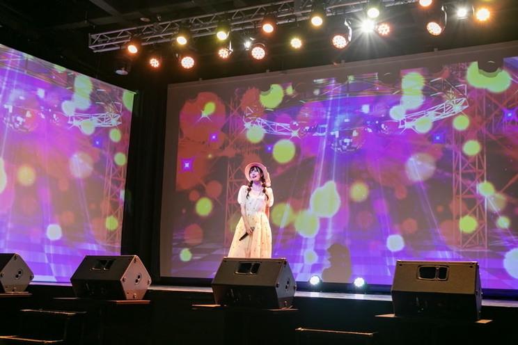SUPER☆GiRLS 樋口なづな ソロオンラインライブ<明日を信じて>(7月27日)