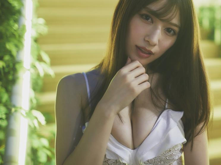 雪平莉左 撮影◎奥井俊介 ©shunsuke okui