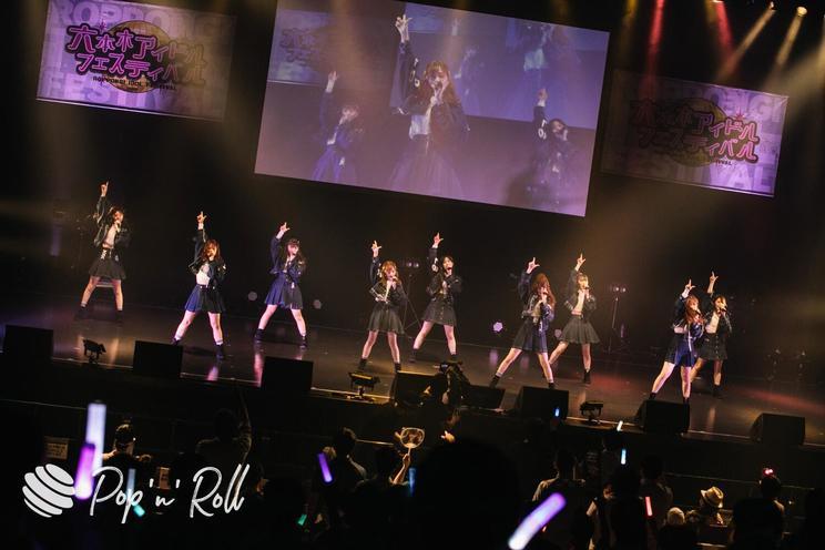 ラストアイドル<六本木アイドルフェスティバル2020 vol.2>(2020年8月10日/EX THEATER ROPPONGI)