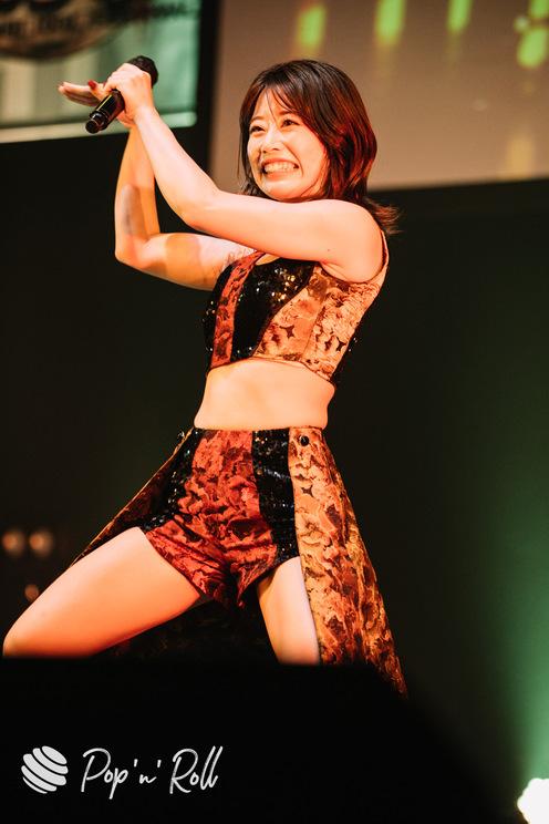 奥津マリリ(フィロソフィーのダンス)<六本木アイドルフェスティバル2020 vol.3>(2020年8月10日/EX THEATER ROPPONGI)