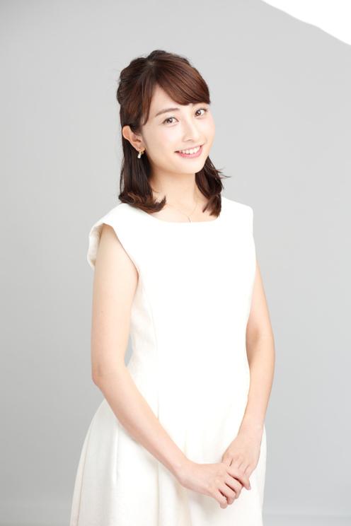 日比麻音子(TBSアナウンサー) (C)TBS