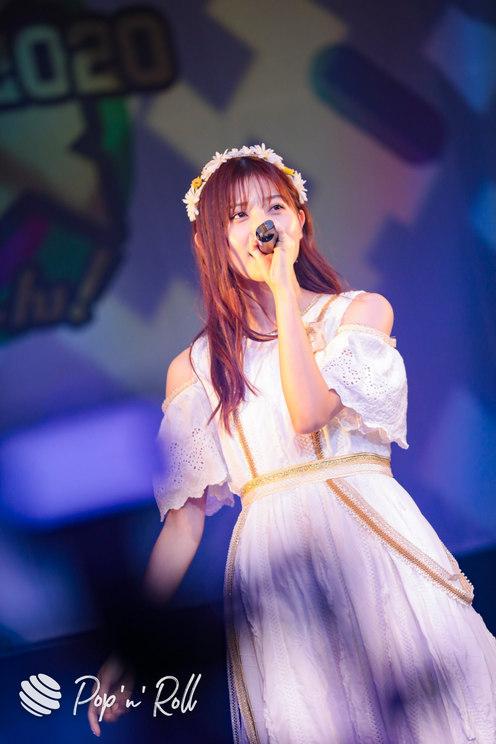 吉井美優(26時のマスカレイド)<クロフェス2020 真夏のアイドル祭だしん!>(2020年8月16日)