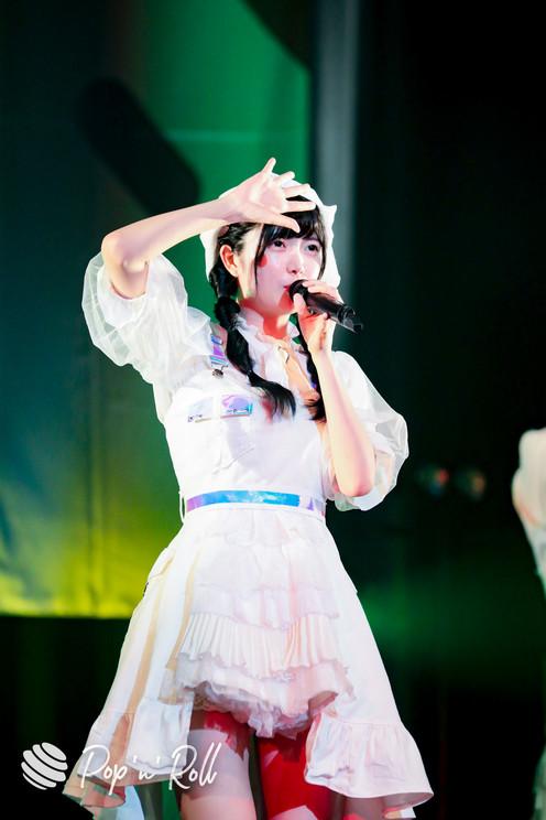 小野寺梓(真っ白なキャンバス)<クロフェス2020 真夏のアイドル祭だしん!>(2020年8月16日)